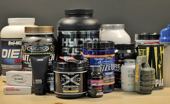Supplements Group