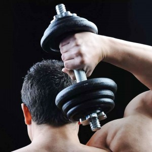 Dumbbell French Press Exercise: Seated, Standing & Lying