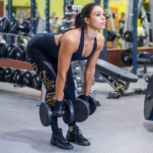Stiff Leg Dumbbell Deadlift: How To, Benefits, Muscles Worked