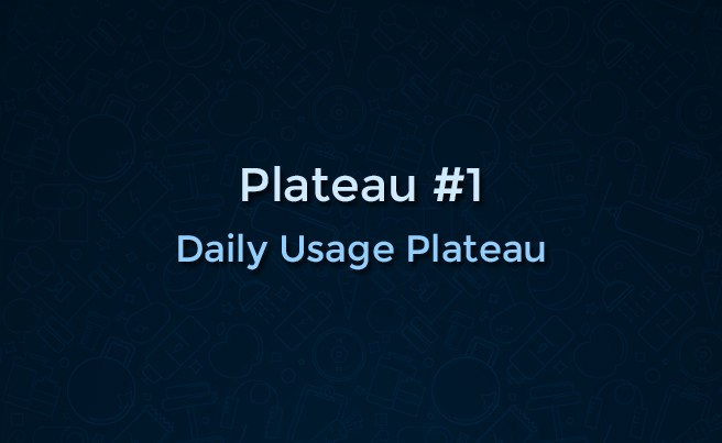 Daily Usage Plateau