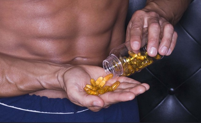 Example of Body Building Supplement