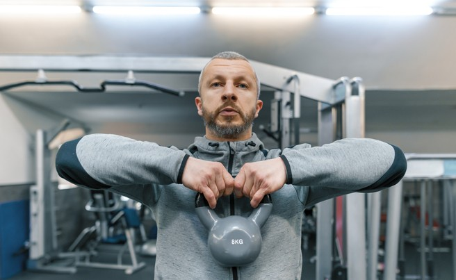 Starting Slow With Weight Lifting