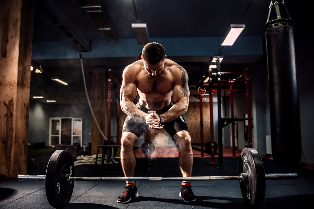 Lifting with HGH