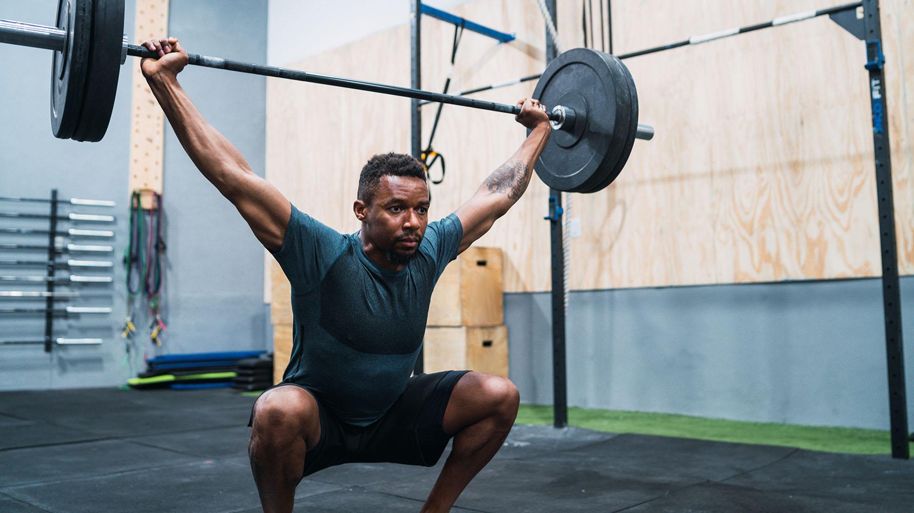 powerlifting vs crossfit